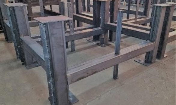 Structural Fabrication Framework